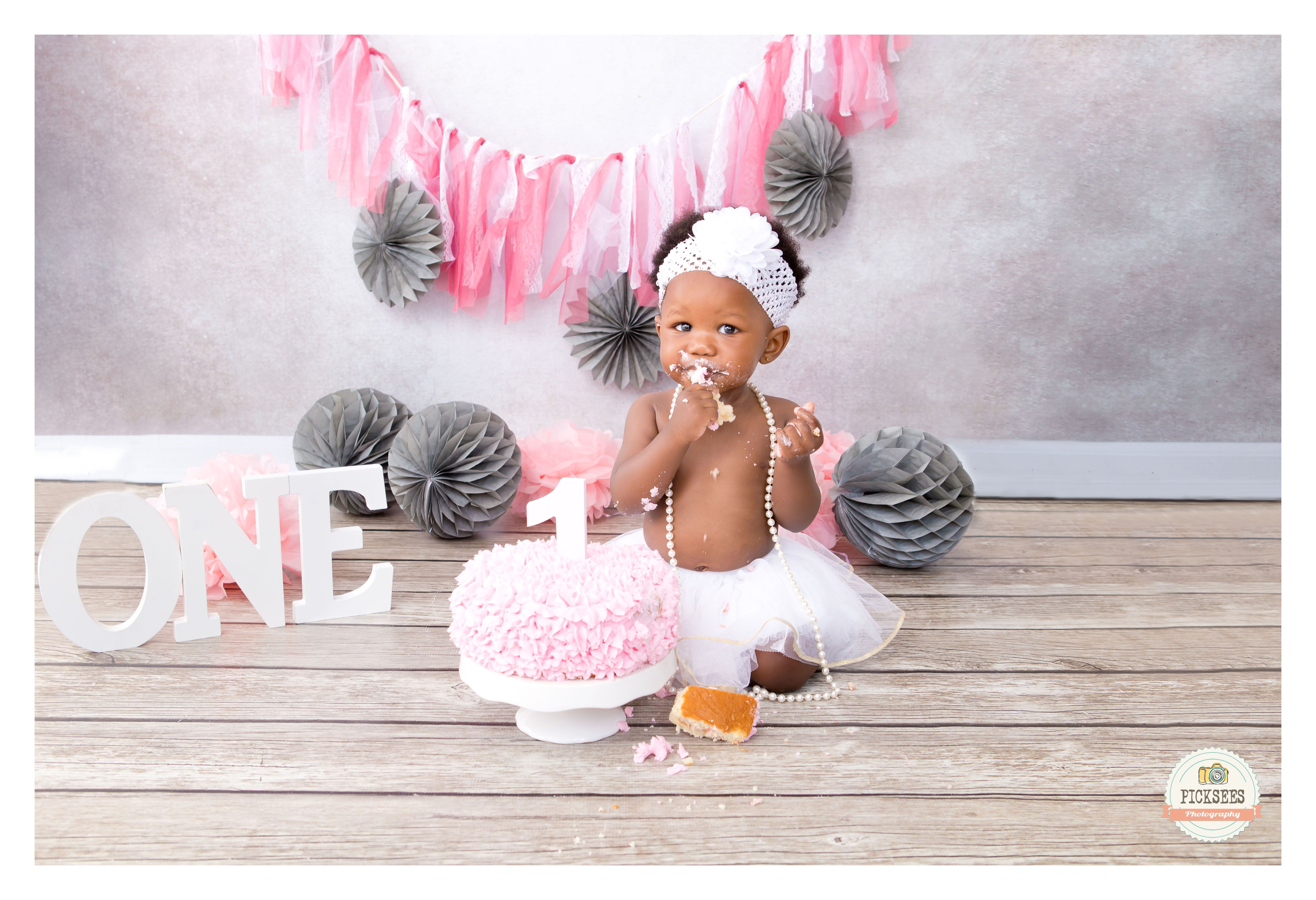Pretoria East Cake Smash Photographer